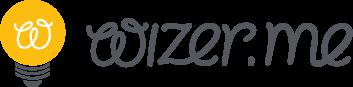wizer dot me website logo